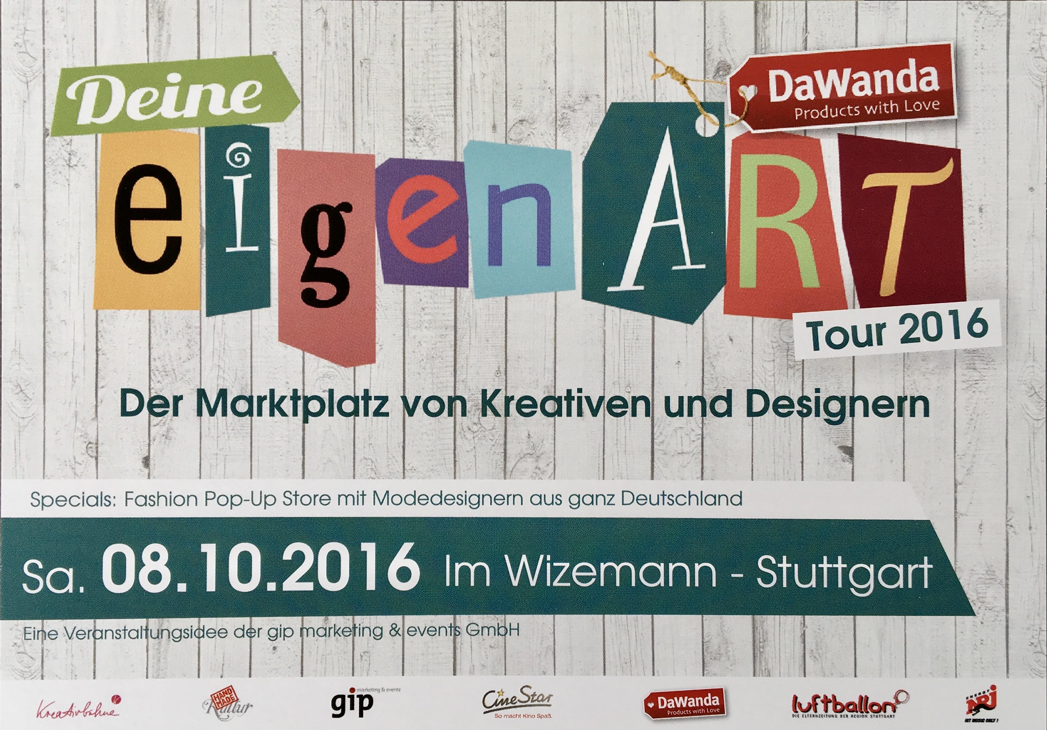 Art Exhibition in Stuttgart